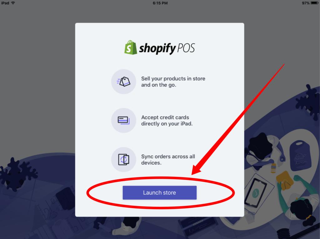 Shopify POS