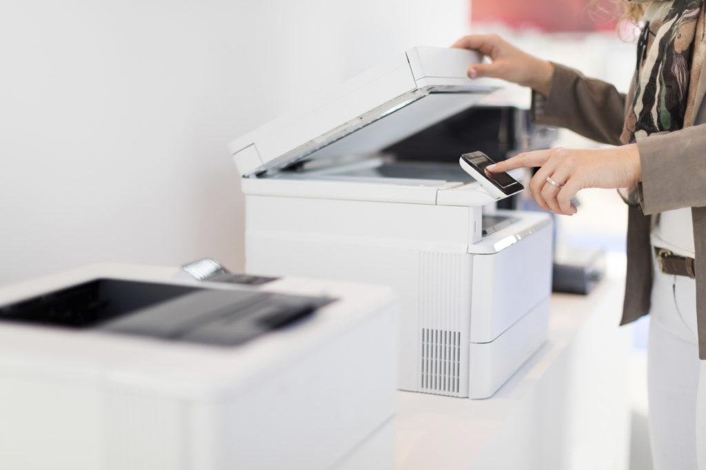 Change the Status of HP printer offline to Online