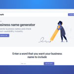 Shopify's Company Name Generator Tool