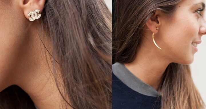 Styling Mismatched Earrings