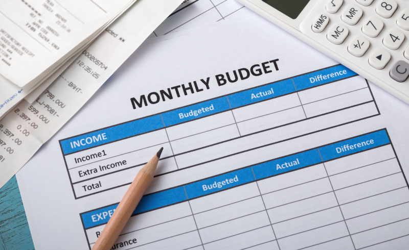 5 Things to Consider When Developing a Personal Budget