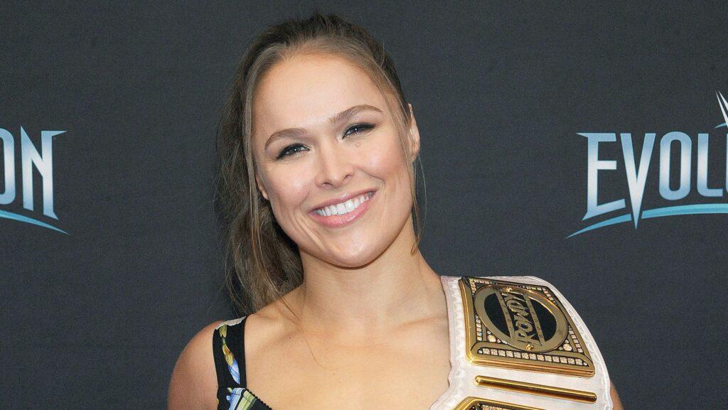 Ronda Rousey Net Worth 2020