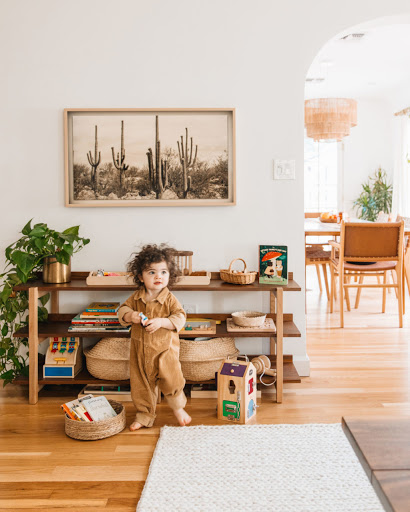 How to Make Your Living Room Kid-Friendly