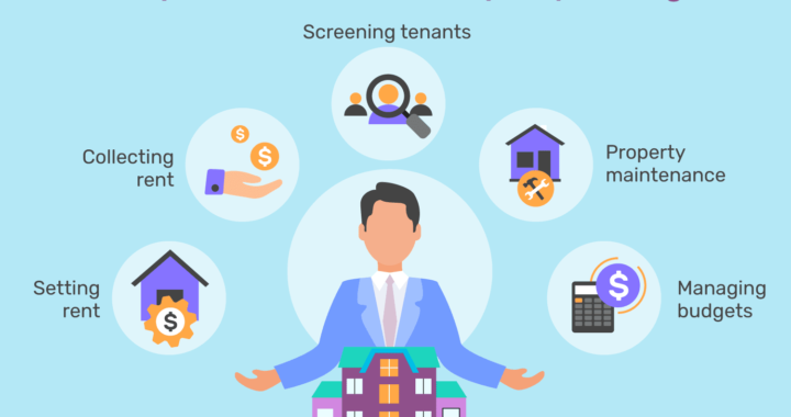 What are the advantages of property management?